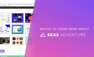 SAAS Adventure - Учитесь создавать свои собственные SAAS