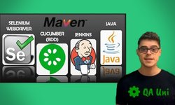 Selenium WebDriver - Java, Cucumber BDD и многое другое. Полный курс!