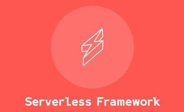 Serverless фреймворк с Node.js и AWS