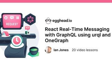 Сообщения в реальном времени с React, GraphQL (urql и OneGraph)
