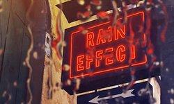 Создание анимации эффекта дождливого окна в Adobe After Effects