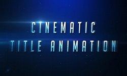Создание анимации кинематографического текста в Adobe After Effects