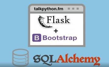 Создание data-driven веб-приложений с Flask и SQLAlchemy