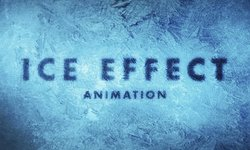 Создание Ice Effect анимации в Adobe After Effects