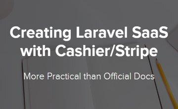 Создание Laravel SaaS проекта с помощью Cashier / Stripe