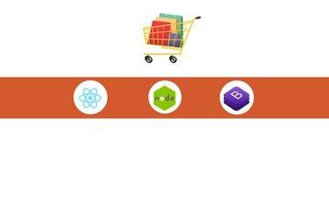 Создание сайта электронной коммерции с нуля с React, Node и Bootstrap