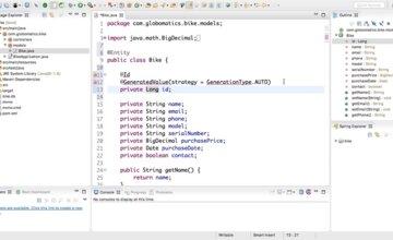 Создание вашего первого приложения с помощью Spring Boot и Angular