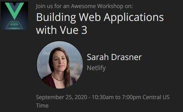 Создание веб-приложений с помощью Vue 3