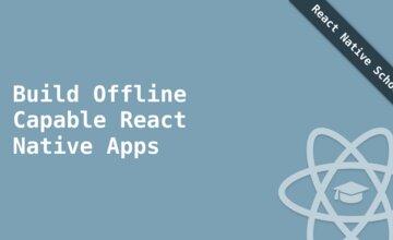 Создавайте автономные приложения React Native
