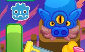 Создавайте профессиональные 2D игры с игровым движком Godot