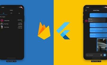 Создайте чат с Firebase, Flutter и Provider