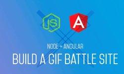 """Создайте сайт """"битва гифок"""" с Angular и Node"""