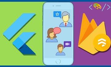 Создайте социальную сеть с Flutter и Firebase