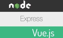 Создайте современное веб-приложение с Node, Express и Vue.js