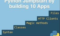Старт в Python, создаем 10 приложений
