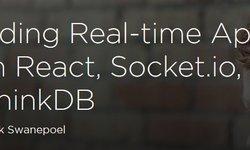 Строим приложения с React, Socket.io и RethinkDB