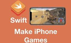 Swift 4 and SpriteKit: Создаем клон Space War-5 часов видео!
