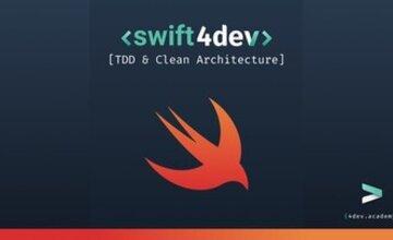 [PT, Португальский] Swift - TDD, Чистая Архитектура, Шаблоны Проектирования, SOLID, MVP
