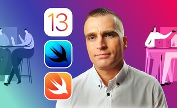 SwiftUI Masterclass: разработка приложений для iOS 14 с Swift 5
