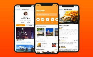 SwiftUI Mastery Travel Discovery