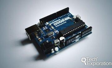 Tech Explorations ™ Arduino Шаг за шагом: начало работы