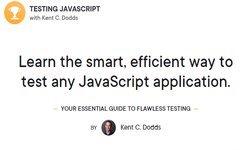 Тестирование JavaScript