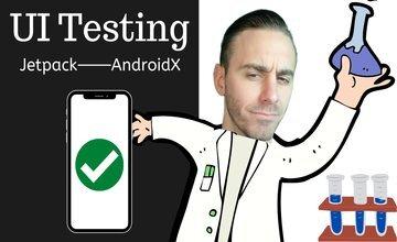 Тестирование UI с Jetpack и AndroidX