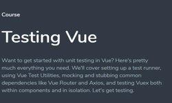 Тестирование Vue