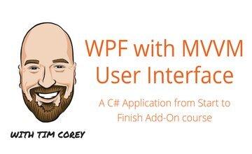 Турнирный трекер Add-on: WPF с MVVM UI