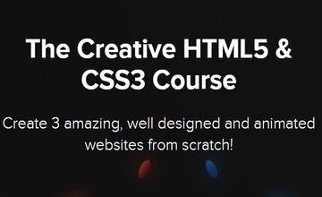 Творческий курс по HTML5 и CSS3