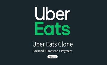 Uber Eats Клон