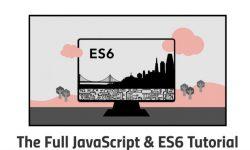 Полный учебник по JavaScript и ES6 (Включая ES7 и React)