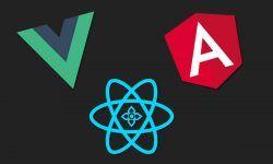 React, Angular, Vue  - Сравнение и быстрый старт