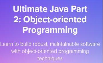 Ultimate Java. Часть 2. Объектно-ориентированное программирование