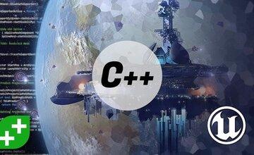 Unreal Engine C ++ Разработчик: изучайте C ++ и создавайте видеоигры
