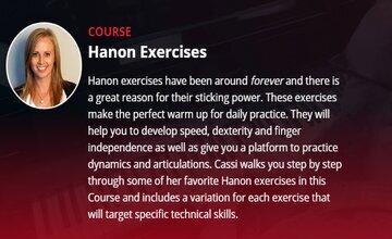 Упражнения Ганона