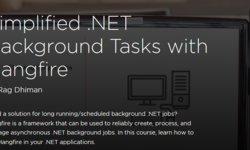 Упрощаем фоновые задачи .NET с помощью Hangfire