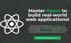 Усвойте React для создания реальных приложений