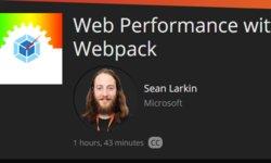 Веб-производительность с Webpack