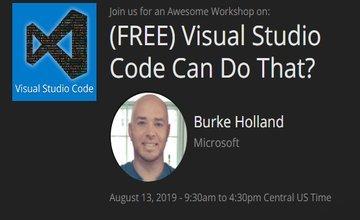 Visual Studio Code может так?