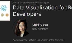 Визуализация данных для React разработчиков