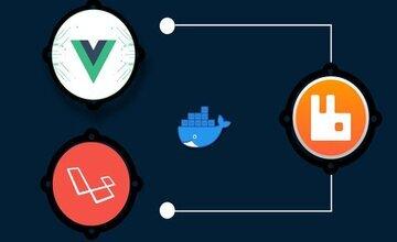 Vue 3 и Laravel: От монолита к микросервисам