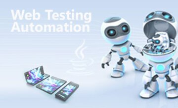 Web Testing automation on Java
