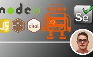 WebdriverIO (v5) - Selenium Webdriver с использованием Node.js и др.!