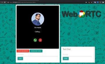 Webrtc Bootcamp 2021 Для Начинающих