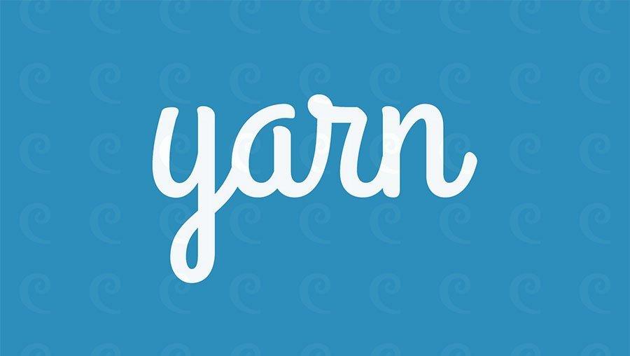 Yarn: менеджер пакетов  для JavaScript