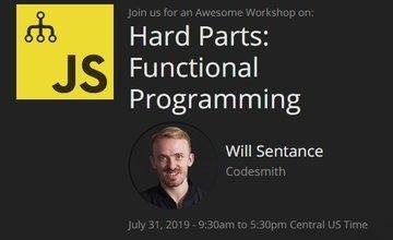 Жесткие части: Функциональное программирование