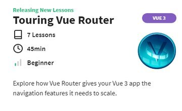 Знакомство с Vue Router
