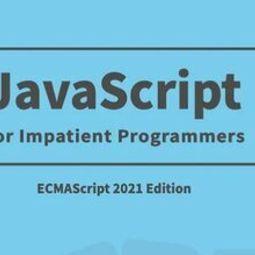 [Книга] JavaScript для нетерпеливых программистов