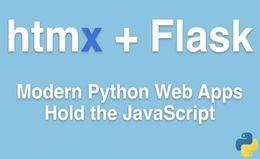 HTMX + Flask: современные веб-приложения на Python